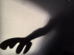 Strangers' hands